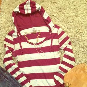 Authentic American Heritage hooded thermal